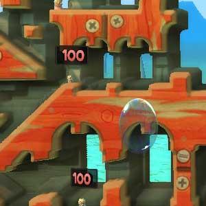 Worms Revolution - Castle