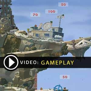 Worms WMD Gameplay Video