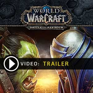 Buy WoW Battle for Azeroth Expansion CD Key Compare Prices