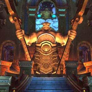 World of Warcraft Mists of Pandaria - Environment