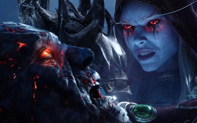World of Warcraft Shadowlands!
