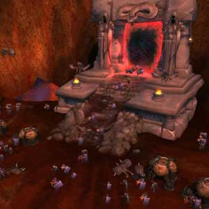 WoW Warlords of Draenor Screenshot Bloodmaul Slag Mines