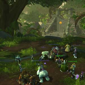 WoW Warlords of Draenor Screenshot Tanaan Jungle