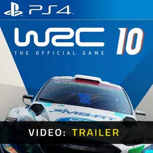 WRC 10 FIA World Rally Championship PS4 Video Trailer