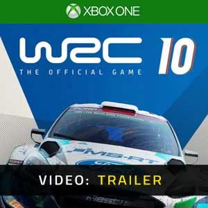 WRC 10 FIA World Rally Championship Xbox One Video Trailer