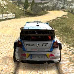 WRC 4 Mountains