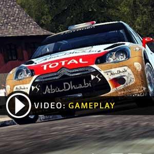 WRC 4 Gameplay Video