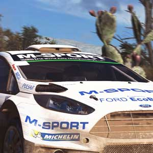 WRC 5 Xbox One Car Race