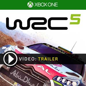 WRC 5 Xbox One Prices Digital or Physical Edition