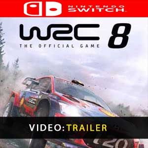 WRC 8 FIA World Rally Championship Nintendo Switch Prices Digital or Box Edition