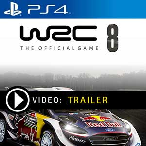 WRC 8 FIA World Rally Championship PS4 Compare Prices