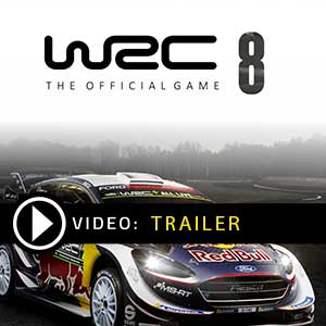 WRC 8 FIA World Rally Championship trailer video