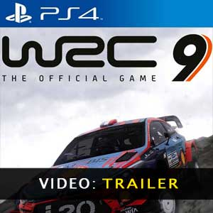 WRC 9 PS4 Prices Digital or Box Edition
