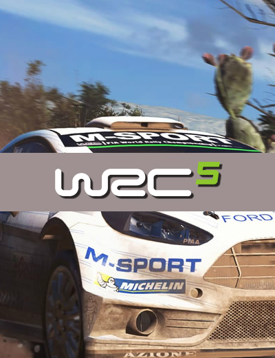 WRC 5 Promises Ultimate eSports Rally