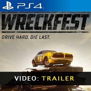 Wreckfest Trailer Video