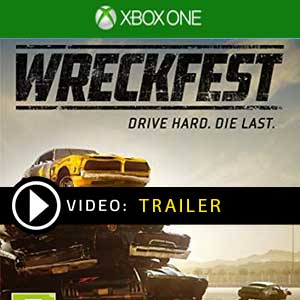 Wreckfest Xbox One Prices Digital or Box Edition