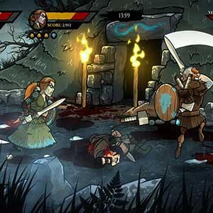 Wulverblade Co-op Slaughter