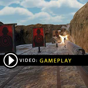 WW2 Zombie Range VR Gameplay Video