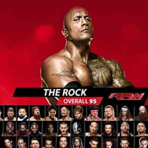 WWE 2K15 PS4 Wrestler Selection