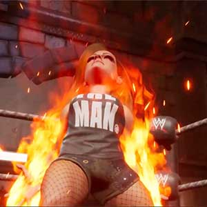 WWE 2K Battlegrounds Becky Lynch