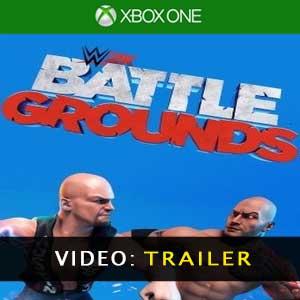 WWE 2K Battlegrounds trailer video