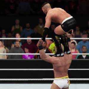 WWE 2k16 PS4 Gameplay