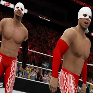 WWE 2k16 Xbox One Lift Up