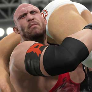 WWE 2k16 PS4 Lift Up