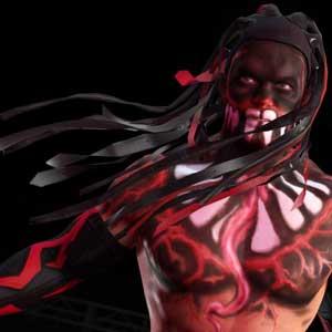 WWE 2k16 PS4 Character