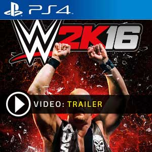 WWE 2K16 PS4 Prices Digital or Physical Edition