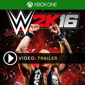 WWE 2K16 Xbox One Prices Digital or Physical Edition