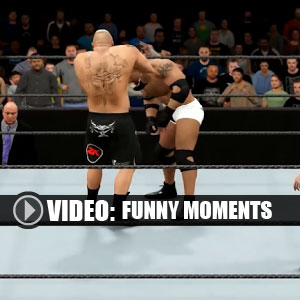 WWE 2K18 Funny Moments