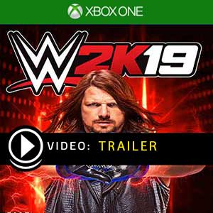 WWE 2K19 Xbox One Prices Digital or Box Edition