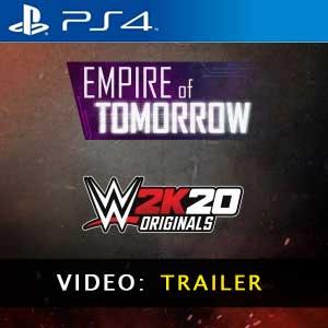 WWE 2K20 Originals Empire of Tomorrow PS4 Prices Digital or Box Edition