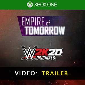 WWE 2K20 Originals Empire of Tomorrow Xbox One Prices Digital or Box Edition
