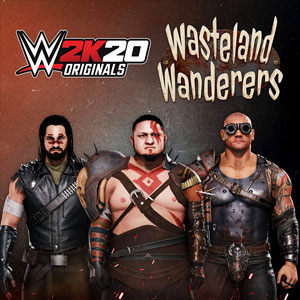 Buy WWE 2K20 Originals Wasteland Wanderers Xbox One Compare Prices
