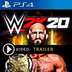 WWE 2K20 PS4 Prices Digital or Box Edition