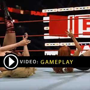 WWE 2K20 Video Gameplay