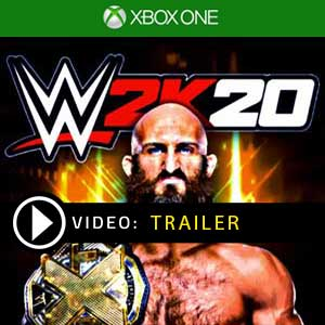 WWE 2K20 Xbox One Prices Digital or Box Edition