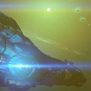 X Rebirth Spaceship