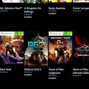 Discounts on Xbox One games