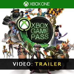 Xbox Game Pass Trailer