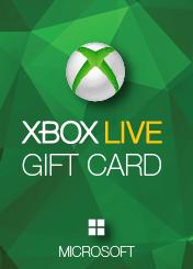 Xbox Gift Card Saoudi Arabia