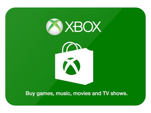 Xbox Gift Card best deals