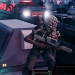 XCOM 2 Fire Weapon