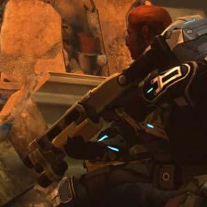 XCOM Enemy Within - Character