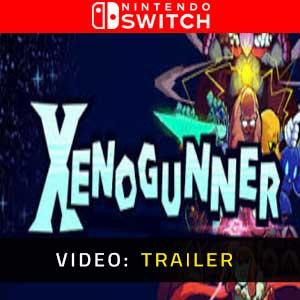 Xenogunner Nintendo Switch Video Trailer