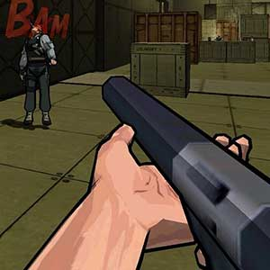 High power shot gun