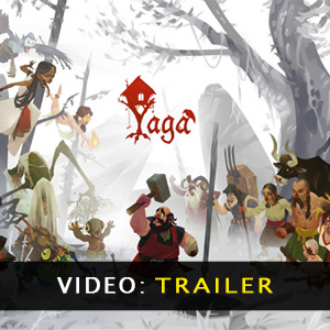 Yaga Trailer Video