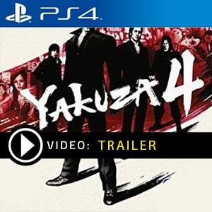 Yakuza 4 PS4 Prices Digital or Box Edition